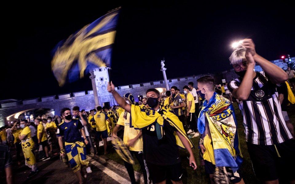 Отборът на Кадис спечели промоция в Ла Лига за първи
