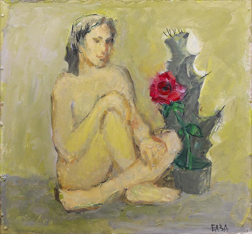 <p>Кактус и роза</p>  <p>В така създадения диалог на сравнение и на предоставяне възможност за&nbsp;&nbsp;поглед върху нашето изкуство,&nbsp;&nbsp;сегашната изложба от творби на Елза и Владимир Гоеви е съществено обстоятелство.<br /> Калин Николов, юни 2020</p>