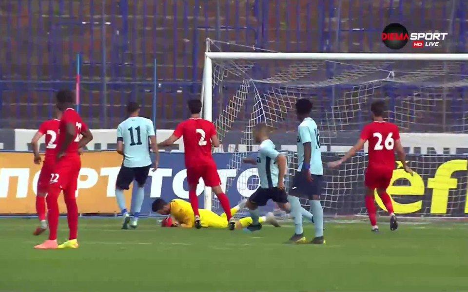 Дунав победи с минималното 1:0 Царско село в последен мач