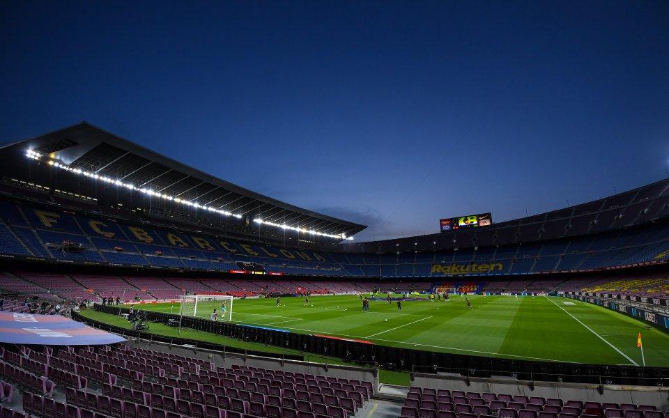Барселона ще отчете загуби в размер на около 100 милиона