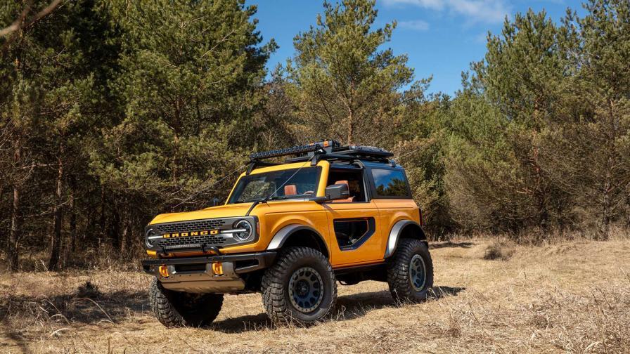 <p>Напук на е-колите: Ford възроди легендарен офроудър</p>