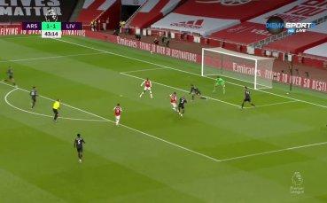 Арсенал - Ливърпул 2:1 /репортаж/