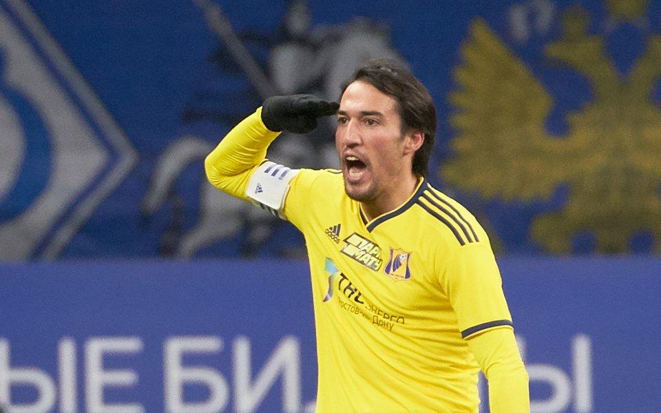 След 8 месеца пауза, Ивелин Попов отново тренира