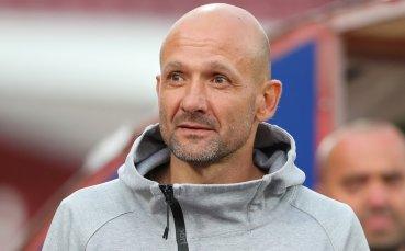 Радуканов: Играхме като равен с равен, благодаря на футболистите