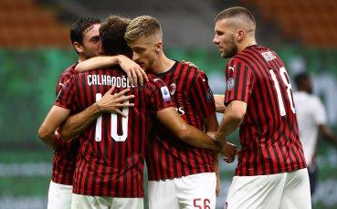 Официално: Милан взе голям шведски талант