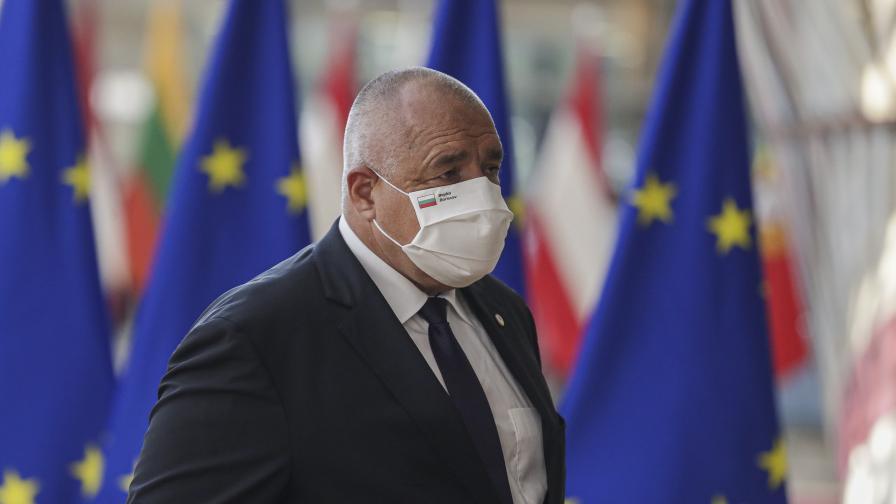 Борисов от Брюксел: Подкрепям пестеливата четворка