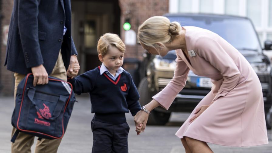 Традицията, която принц Джордж ще пропусне на рождения си ден