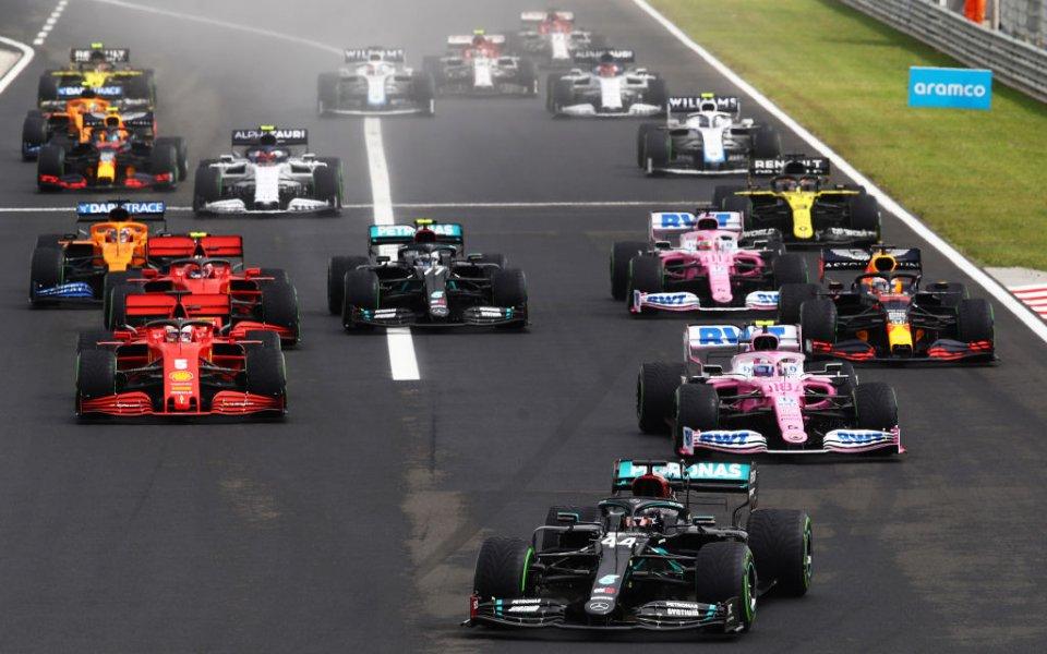 Време е за третия кръг от световния шампионат във Формула
