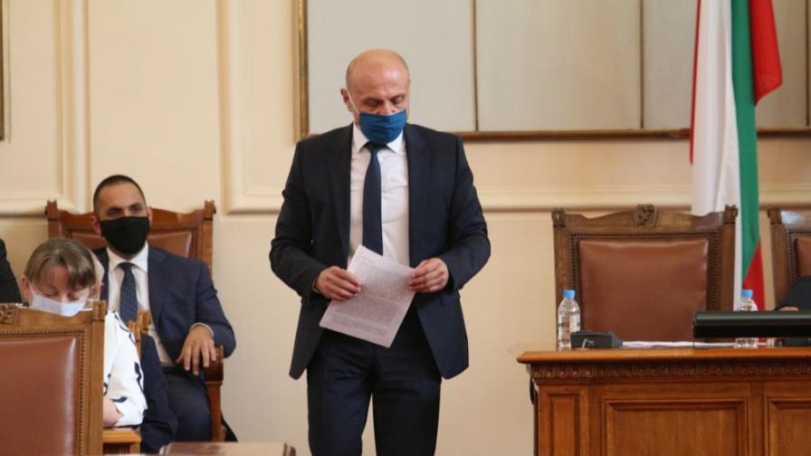 ЦИК кани Дончев на среща заради машинното гласуване