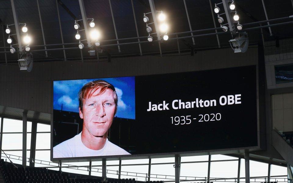 Англия и Ирландия почетоха легендата Джак Чарлтън с общ пощенски печат
