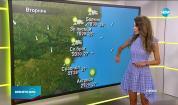 Прогноза за времето (21.07.2020 - сутрешна)