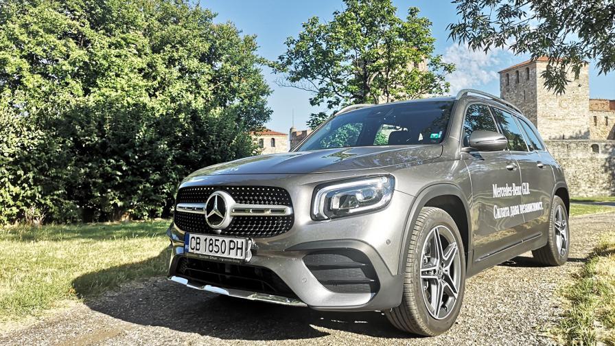 <p>Сакралната &bdquo;седмица&rdquo; в Mercedes GLB (тест драйв)</p>