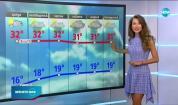 Прогноза за времето (21.07.2020 - централна емисия)