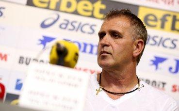 Акрапович подписал за много повече време от първоначалната уговорка с Крушарски