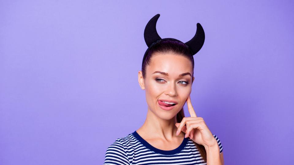 жена лоша дявол
