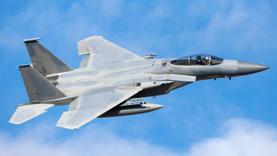 Американски изтребител F-15