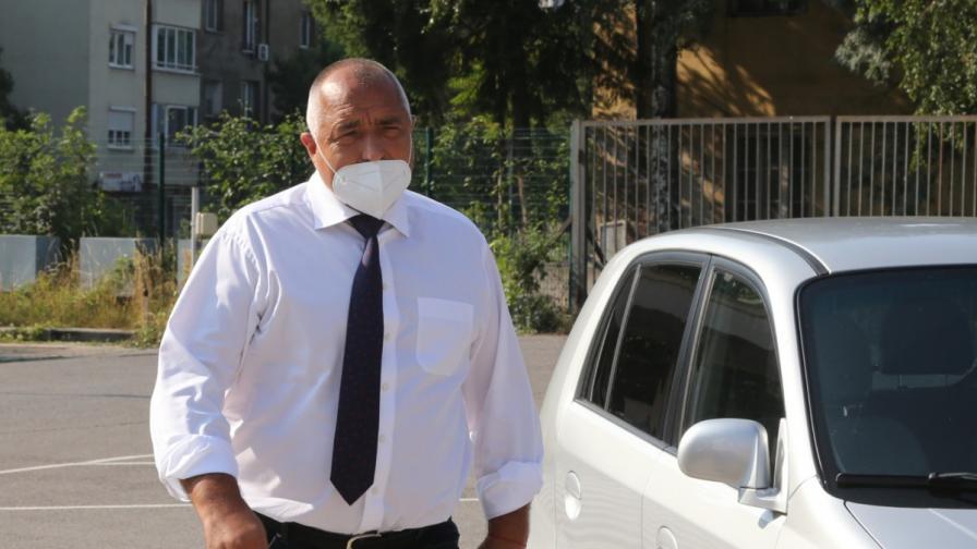 """Борисов инспектира """"Балкански поток"""" и АМ """"Хемус"""""""