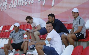 Балъков и Камбуров говорят преди дербито с ЦСКА