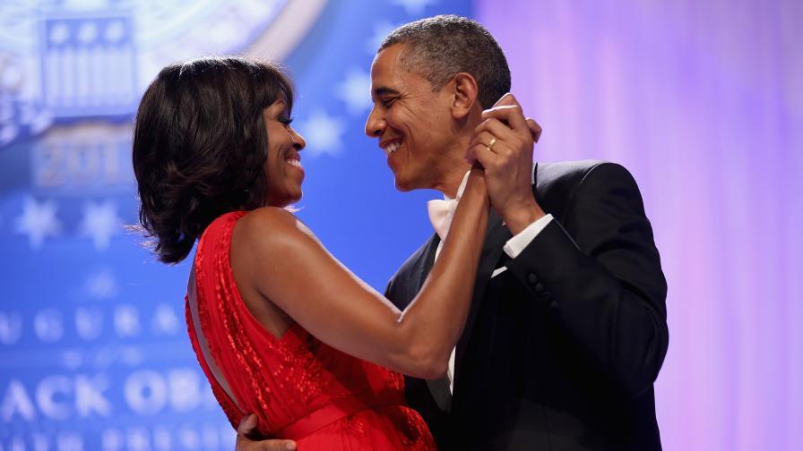 Мишел Обама разкри какво я е накарало да се влюби в Барак