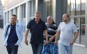 """Радост на """"Герена"""": Левски започна да се разплаща с играчите"""