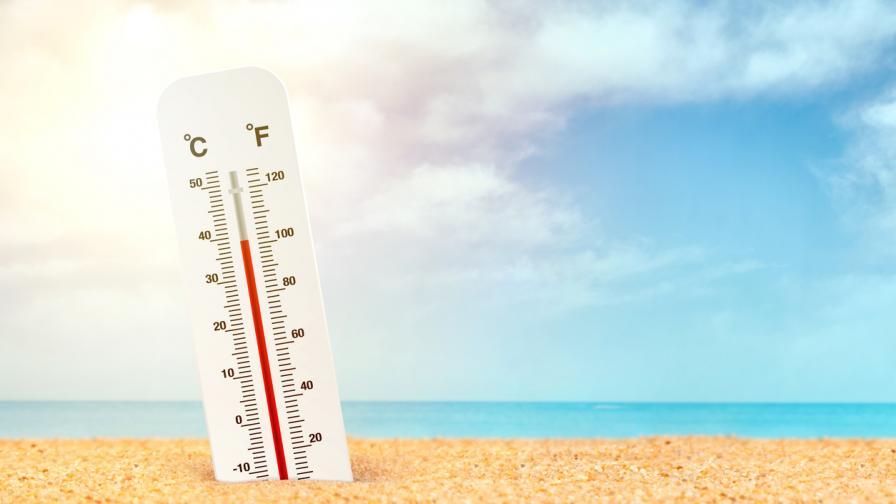 Опасно горещо ще е днес, внимавайте