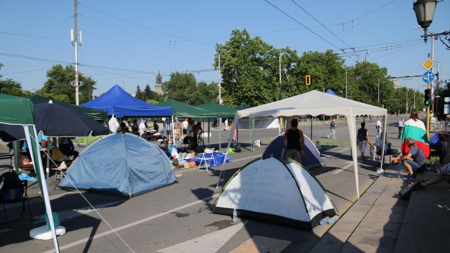 Заради протестите: Промени в движението на столичния транспорт