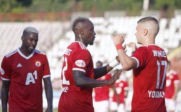 ЦСКА стряска босненци в Лига Европа