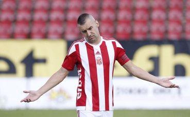 Камбуров си постави високи цели за новия сезон