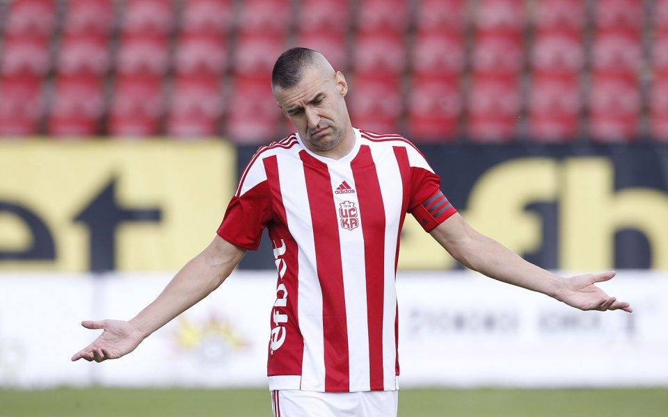 Селекционерът на националния отбор на България Георги Дерменджиев подготвя сензационна