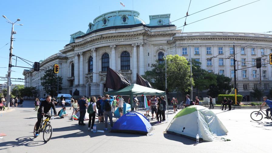 Как се променят маршрутите на градския транспорт в София
