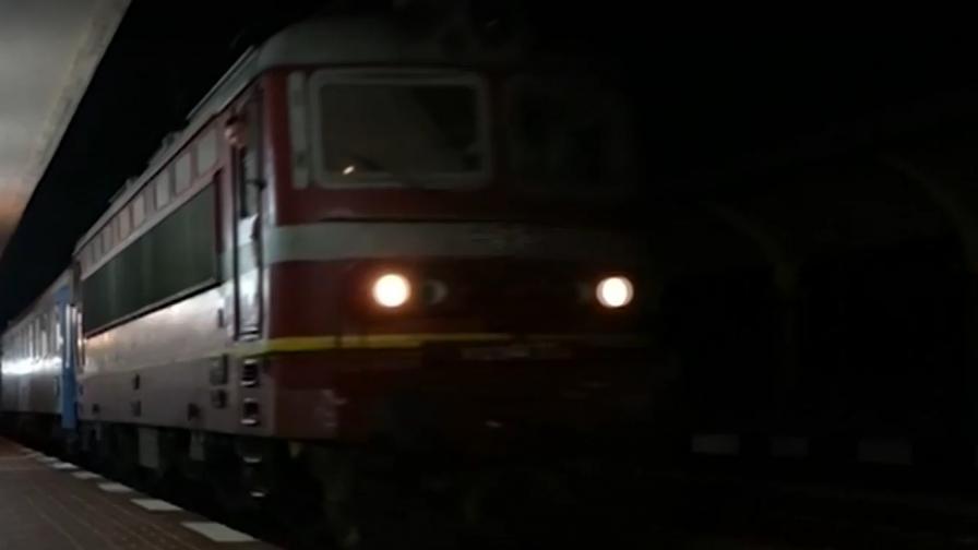 <p>Млад мъж загина в катастрофа между влак и автомобил&nbsp;</p>