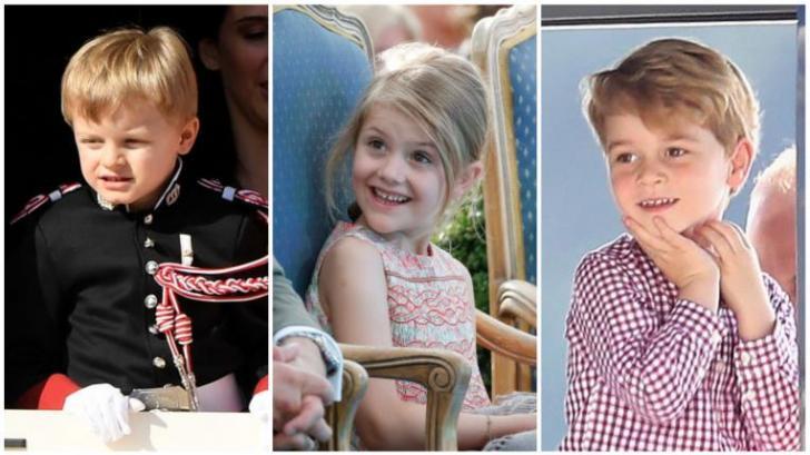 Бъдещите монарси: вижте децата, които ще станат крале и кралици