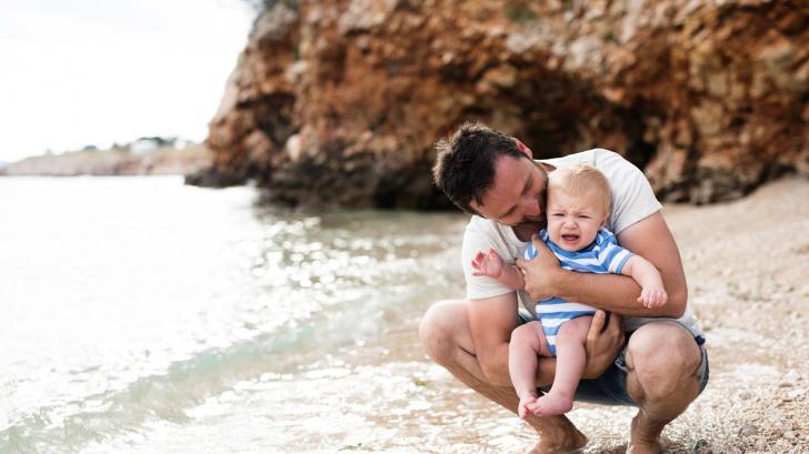 """Страхът от водата: ето как да """"излекувате"""" детето си"""