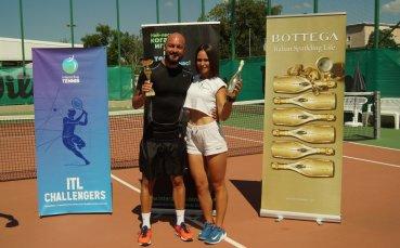 Михаил Иванов поднесе изненадата в петия чалънджър на ИТЛ