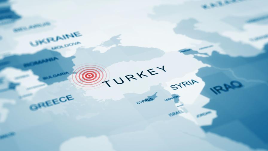 Сеизмолог: Очаква се сериозен трус по разлома Халкидики - Истанбул