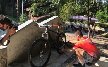 Изградиха и откриха нова безплатна веломивка и чешма в Бояна