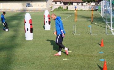Левски продължава да се готви за новия сезон