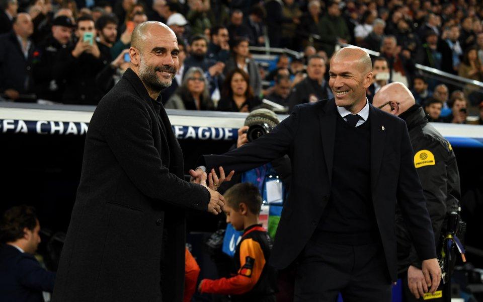 """Авторитетното френско издание """"L'Equipe"""" определи наставника на Реал Мадрид Зинедин"""