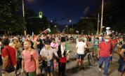 29 дни протести срещу правителството, яйца и домати летяха по централата на НФСБ