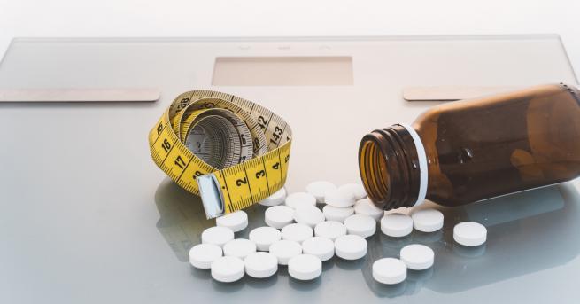 България Опасни хапчета за отслабване се продават в интернет За
