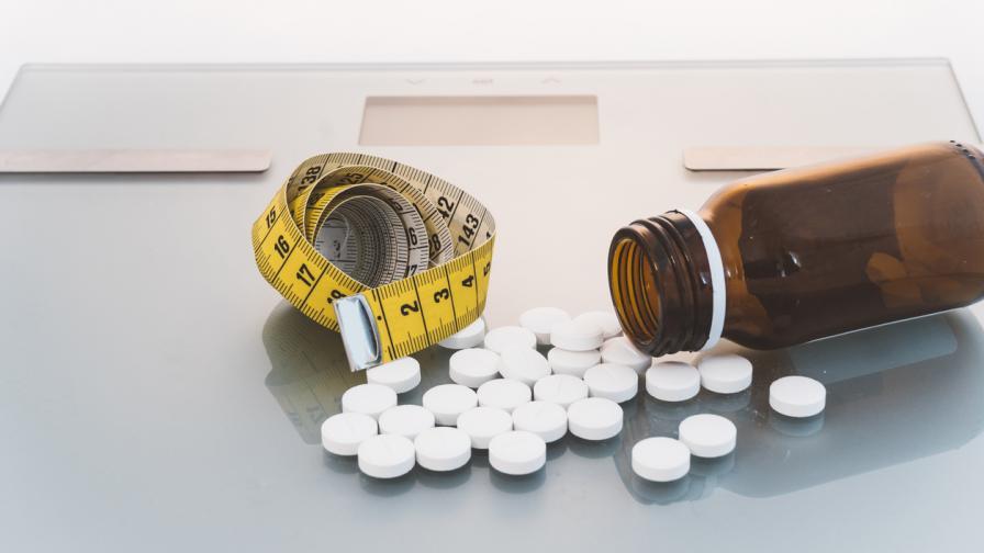 Опасни хапчета за отслабване се продават в интернет
