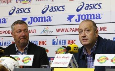 Уорън: Много сме далеч още от водещите отбори в България