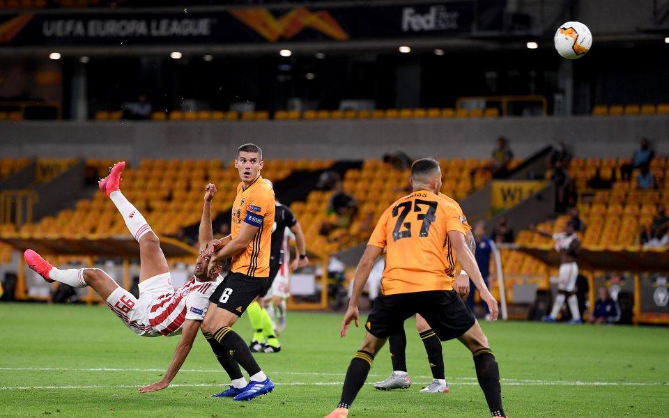 Уулвърхемптън Уондърърс е последният ¼-финалист в Лига Европа. Възпитаниците на