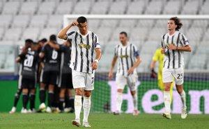Сензацията е факт! Лион уби мечтата на Роналдо и Юве в Шампионска лига (видео + галерия)