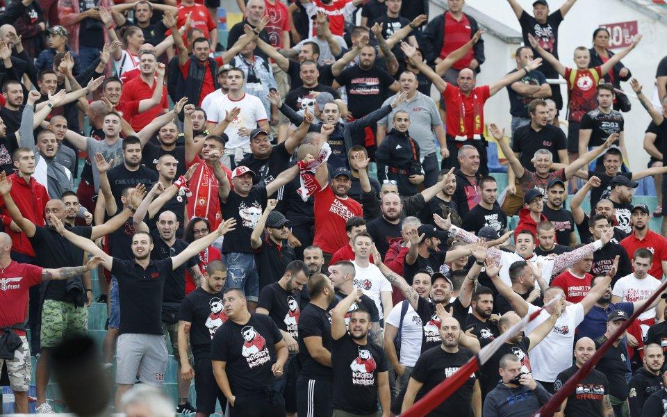 ЦСКА очаква тези дни офанзивен халф от чужбина. Той е