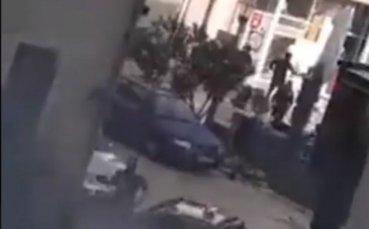 Здрав бой в Босна преди дербито на Мостар (видео)
