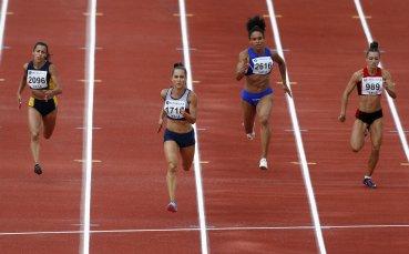 Инна Ефтимова спечели титлата на 100 метра на Държавното по лека атлетика