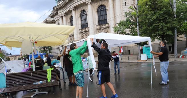 България 31-ви ден на протест: Какво се случва в София?