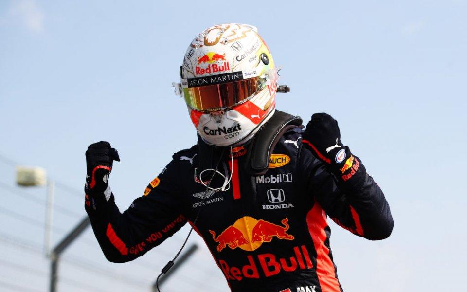 Макс Ферстапен с Ред Бул спечели 5-ия кръг от Световния