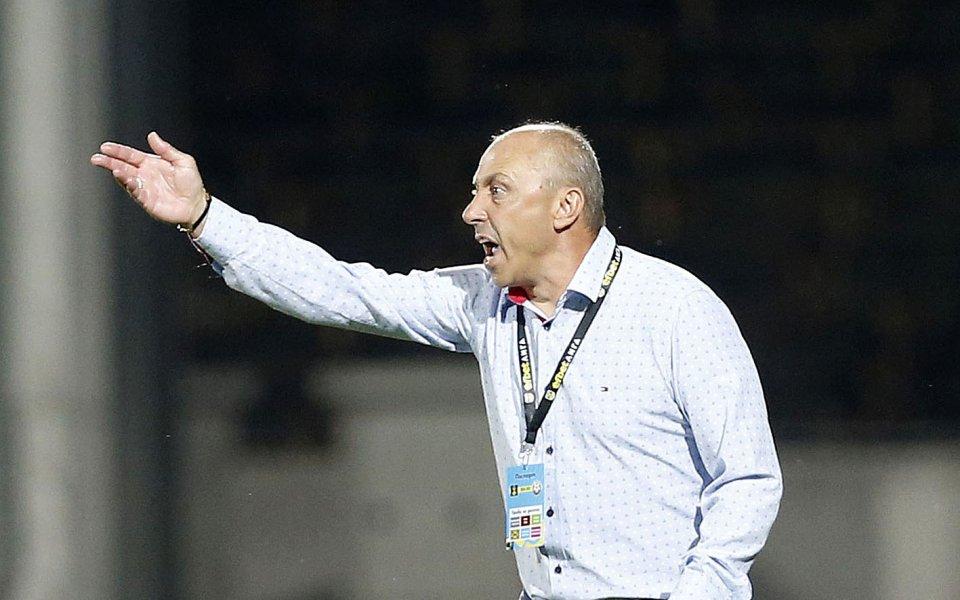 Илиан Илиев: Голът на ЦСКА ни подсече